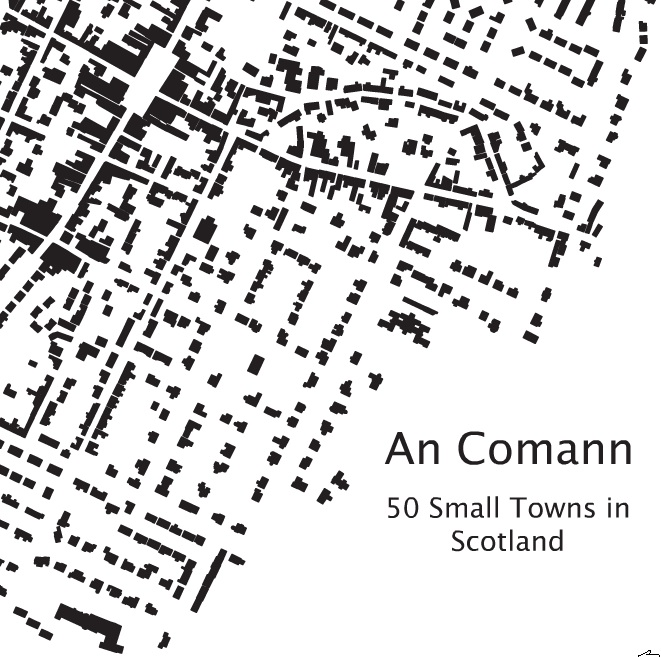 Books 2010: An Comann, 50 Small Scottish Towns