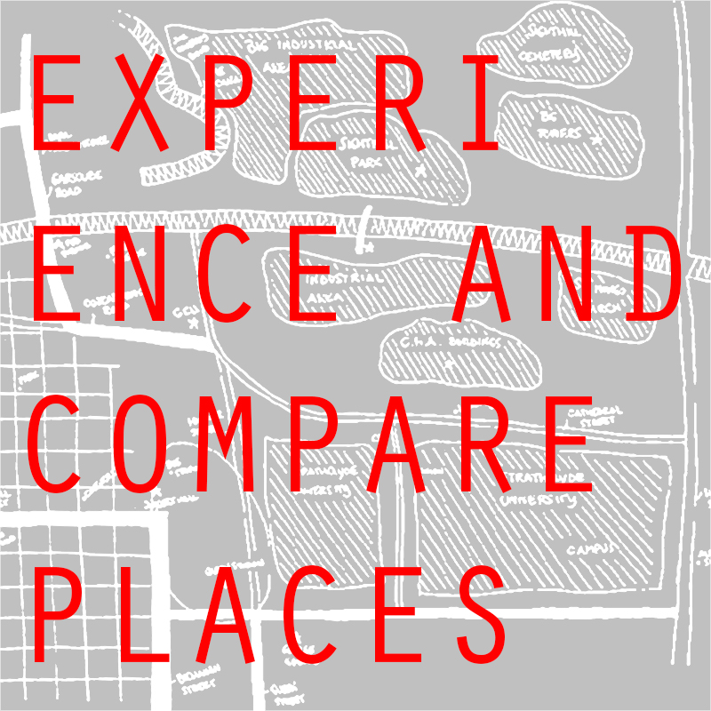 Experience and Compare Places