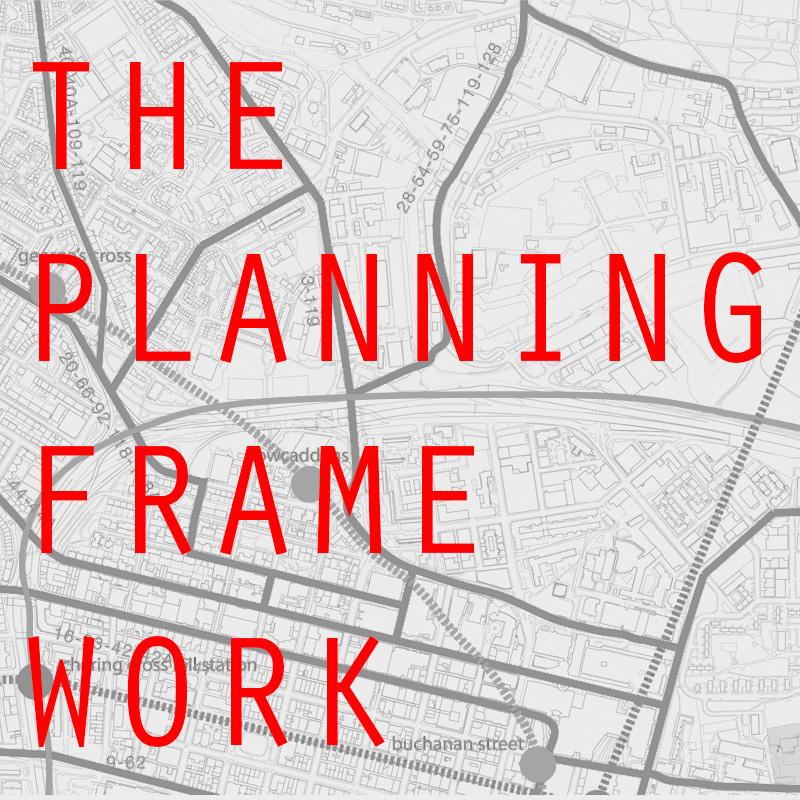 The Planning Framework