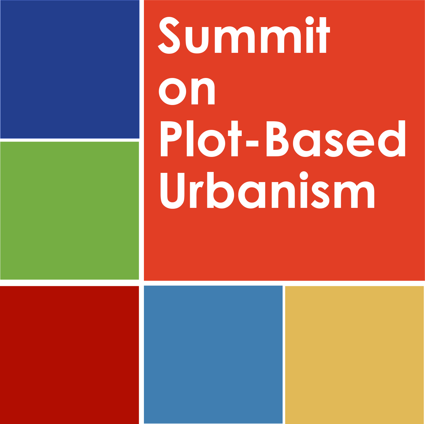 More from the Summit on Plot-Based Urbanism