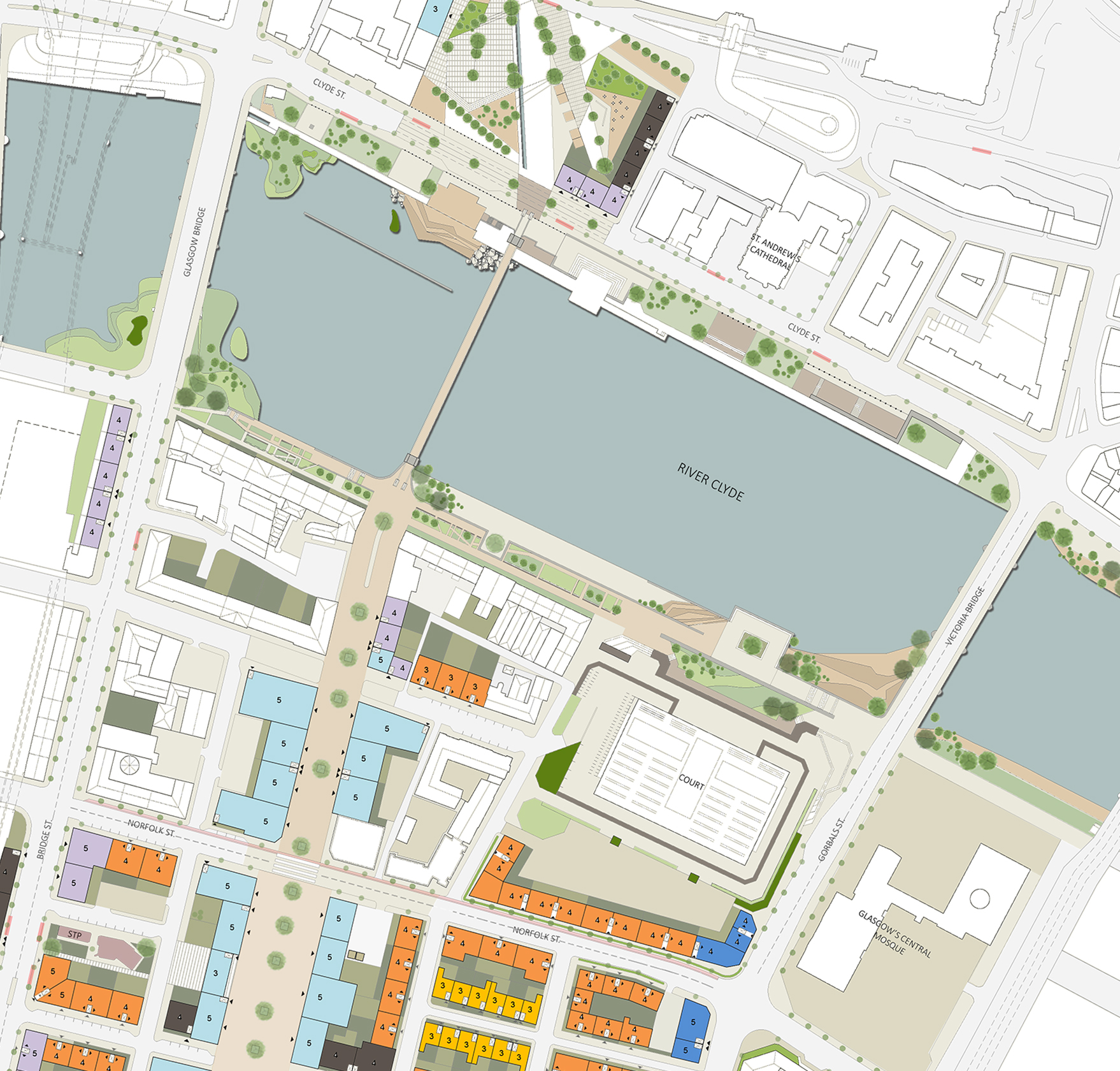 "Future Glasgow: ""A New Laurieston"" Masterplan"