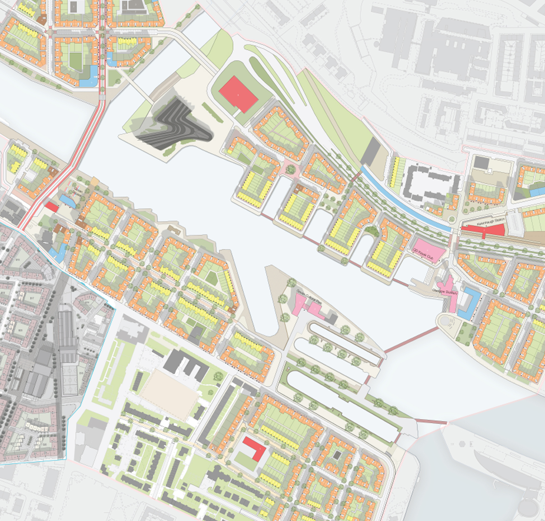 "Future Glasgow: ""Transforming the Clyde Waterfront"" Masterplan"