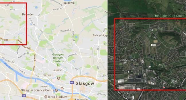 2017 / 2018 Drumchapel – The Great Urban Challenge