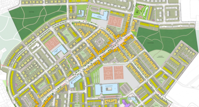 Masterplanning Drumchapel