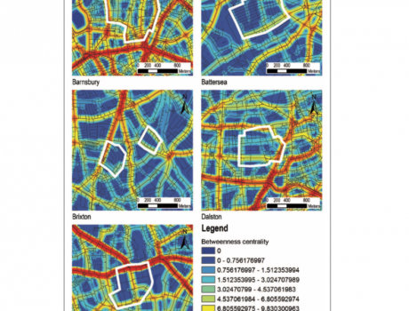 Form and urban change: an urban morphometric study of five gentrified neighbourhoods in London