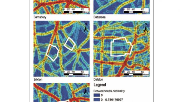 Form and urban change: an urban morphometric study of five gentrified neighbourhoods in London