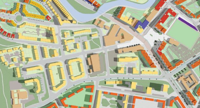 Re-establishing Maryhill's Spine: Masterplan